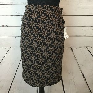 NEW LuLaRoe Cassie pencil style skirt Size Large